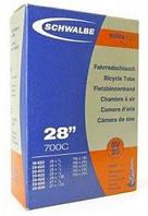 "Камера велосипедная Schwalbe SV20 28"" (18/25x622/630) 40 мм Extra Light EK"