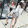 Модный рюкзак со звездами мама+дочка , фото 2