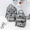 Модный рюкзак со звездами мама+дочка , фото 4