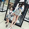 Модный рюкзак со звездами мама+дочка , фото 5