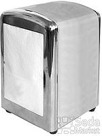 Металлические диспенсеры для салфеток Silver 145х97х107