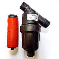 Фильтр дисковый для полива Ду 20, Ду 25, Ду 32, Ду 40, Ду 50, Ду 80, Ду 100