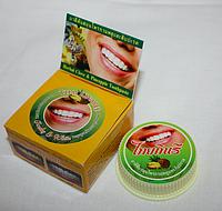 Отбеливающая зубная паста Thai Kinaree c экстрактом Ананаса