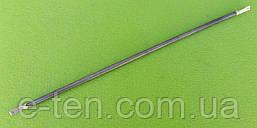 Тэн гибкий прямой (воздушный) Ø6,5мм / 400W / L= 40см (из нержавейки)   Sanal, Турция