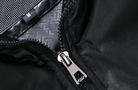 Мужская зимняя куртка с капюшоном. Модель 6120, фото 4