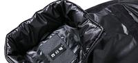 Мужская зимняя куртка с капюшоном. Модель 6120, фото 6