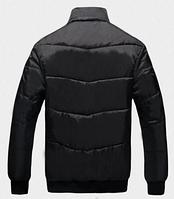 Мужская зимняя куртка с капюшоном. Модель 6120, фото 2