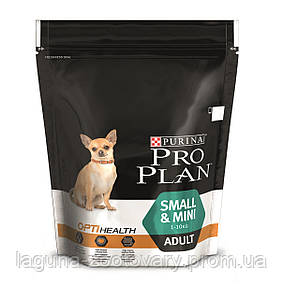 0.7кг PRO PLAN SMALL & MINI ADULT  для дорослих собак дрібних порід