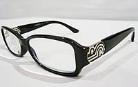 Очки для коррекции зрения COMFORT 3123 (рмц 60) (вставка Изюмское стекло)