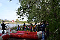 Rafting Birthday Party