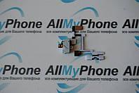 Шлейф кнопок звука и коннектора наушников для Apple iPhone 4G White