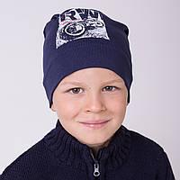 Модная осенняя шапка на мальчика оптом 2017 - RW - Артикул 2095