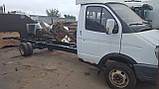 Удлинение ГАЗ - 3302, фото 4