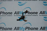 Шлейф для мобильного телефона  Apple iPhone 4 кнопки включения / подсветки дисплея с компонентами