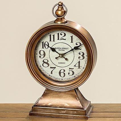 Часы Паддингтон медные h40см 1005555 1005555