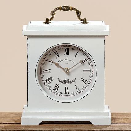 Часы Бетти МДФ белый h24 L21см 5231600 5231600