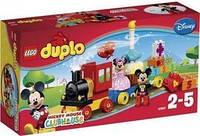 Конструктор LEGO серия Duplo Парад на День Рождения Микки и Минни 10597