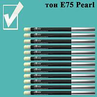 Карандаш для глаз и губ, цвет Pearl жемчужно- белый перламутровый, косметический Adoro Е75