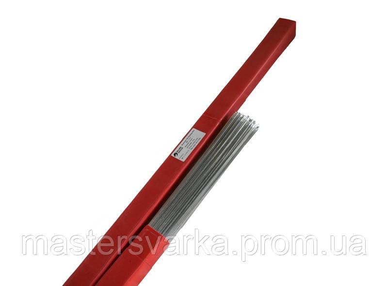 Алюмінієвий пруток присадочний ЕR5183 ф 2,4 мм (СВ АМг4,5ц по ГОСТ 7871-75) ( 5 кг )