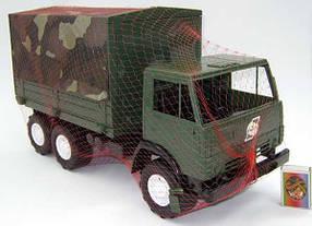 """Іграшковий Камаз """"військовий"""" 884 ТМ Оріон"""