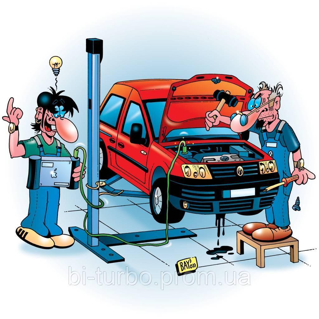 Замена тормозных шланг Dodge  - Bi-Turbo в Киеве