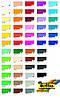 Папір для дизайну Tintedpaper А4 (21*29,7см), №58 хвойно-зелений, 130г/м, без текстури, Folia