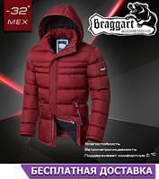 Яркая мужская куртка зимняя