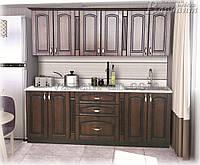 Кухня Классик патина 1,92м модульная