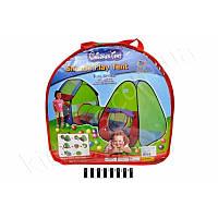 """Детская игровая палатка с тоннелем """"3 в 1"""" 999-143"""