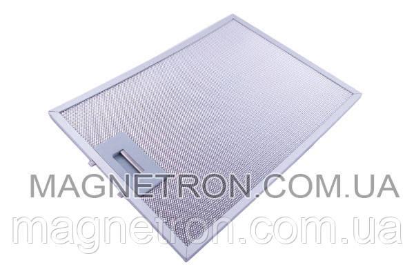 Фильтр жировой для вытяжки 277x364mm Pyramida 31329025, фото 2