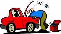 Замена троса ручного (стояночного) тормоза Dodge