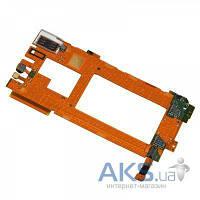 Шлейф для Nokia Lumia 920 межплатный с камерой и SIM-держателем Original