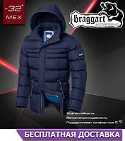 Мужская куртка зимняя с капюшоном