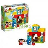 Конструктор LEGO серия Duplo Моя первая ферма 10617