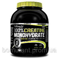 100% Creatine Monohydrate 1 кг BioTech