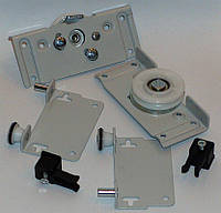 Ролики для розсувної системи SKM 80 / Ролики для раздвижной системы СКМ 80, фото 1