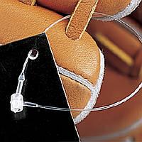 Пластиковый соединитель TAG Easy 75 мм  Secur-a-tach для ручного крепления 5000 шт/уп, фото 1