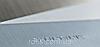Плоский лист Rheinzink prePatina blaugrau, 0,8мм, 1000*2000мм, Цинк-титан серо-голубой вальцованный, фото 2