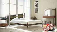 Кровать металлическая кованная Калипсо 2 двуспальная