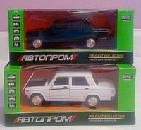 Машина Металлическая 1:32 ВАЗ 2107 7794 Автопром Китай