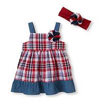 Сукня + повязка  The Children's Place