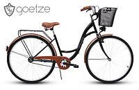 Женский городской велосипед GOETZE ECO 28 + корзина