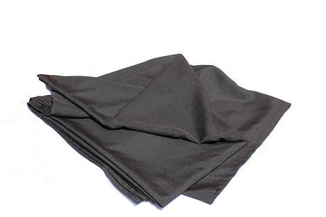 Габардин - чёрный