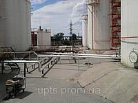 Ремонт технологических трубопроводов в резервуарном парке