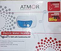 Проточный водонагреватель Atmor Platinum Tri 5 кВт, фото 1