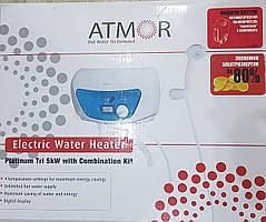 Проточный водонагреватель Atmor Platinum Tri 5 кВт