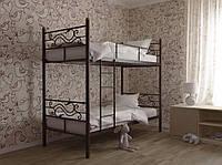 Кровать металлическая двухъярусная Соната DUO