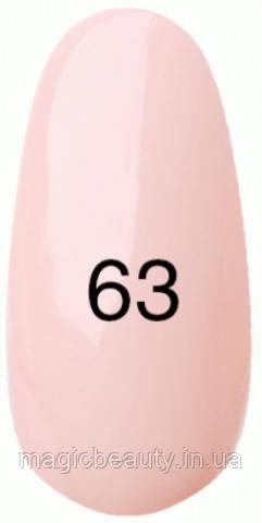 Гель-лак Kodi Professional8мл, № 63