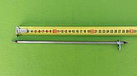 """Тен прямий 255 W / напруга 110 V / довжина L=280мм (""""клеми-тата"""") для електродуховок Aurora, Saturn Туреччина, фото 1"""