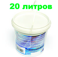 Керамоизол - теплоизоляция (20 литров).